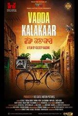 Famous Artist (Vadda Kalakaar) Large Poster
