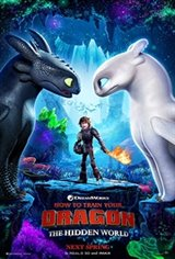 Fandango Early Access How To Train Dragon: The Hidden World Movie Poster