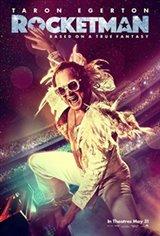 Fandango Early Access: Rocketman Movie Poster