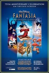 Fantasia - 75th Anniversary Movie Poster