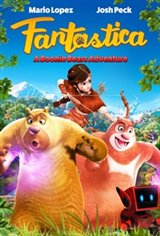 Fantastica: A Boonie Bears Adventure Large Poster