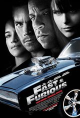 Fast & Furious Movie Poster
