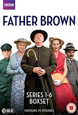 Father Brown (BritBox) Large Poster