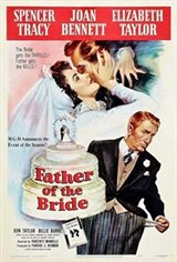 Father of the Bride (1950) Movie Poster