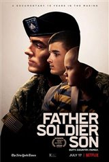 Father Soldier Son (Netflix) Movie Poster