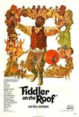 Fiddler on the Roof Movie Poster