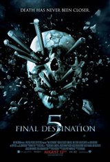 Final Destination 5 Movie Poster Movie Poster