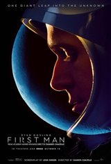 First Man Large Poster