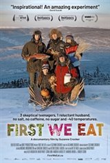 First We Eat Movie Poster