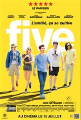 Five Movie Poster