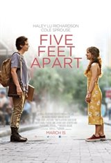 Five Feet Apart: Fan Event Movie Poster