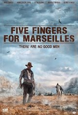 Five Fingers for Marseilles Movie Poster