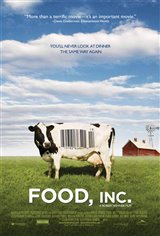 Food, Inc. Movie Poster