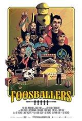 Foosballers Large Poster