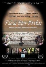 Footprints (2011/II) Large Poster