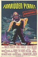 Forbidden Planet Movie Poster