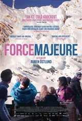 Force Majeure Large Poster