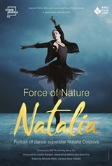 Force of Nature Natalia Movie Poster