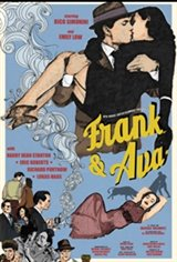 Frank & Ava Large Poster