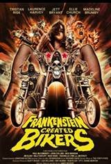 Frankenstein Created Bikers Movie Poster