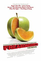 Freakonomics Movie Poster