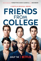 Friends from College (Netflix) Movie Poster