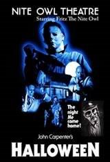Fritz The Night Owl Presents: Halloween Movie Poster