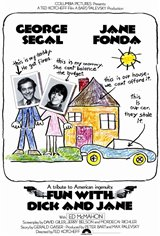 Fun with Dick and Jane Movie Poster