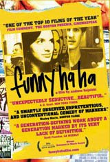 Funny Ha Ha Movie Poster