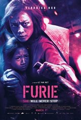 Furie Large Poster