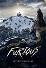 Furious Movie Poster