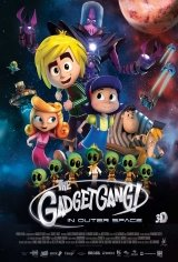 Gadgetgang in Outer Space Movie Poster