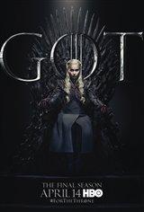 Game of Thrones: Season 8 Movie Poster