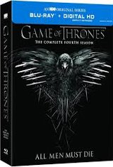 Game of Thrones: The Complete Fourth Season Large Poster