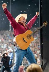 Garth Brooks Drive-In Concert Movie Poster