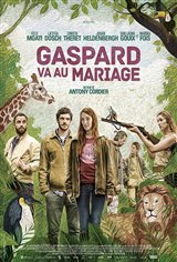 Gaspard at the Wedding Movie Poster