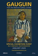 Gauguin: From the National Gallery Large Poster