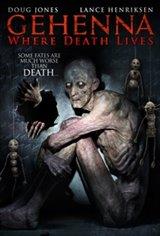 Gehenna: Where Death Lives Movie Poster
