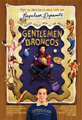 Gentlemen Broncos Movie Poster