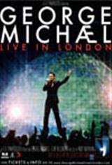 George Michael: Live in London Movie Poster