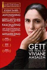 Gett: The Trial of Viviane Amsalem Large Poster