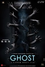 Ghost (Hindi) Large Poster