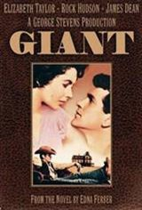 Giant (1956) Movie Poster