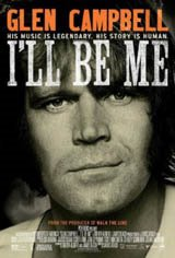 Glen Campbell: I'll Be Me Large Poster