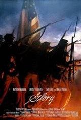 Glory (1989) Movie Poster
