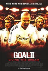 Goal II: Living the Dream  Movie Poster