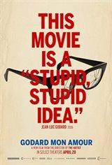 Godard Mon Amour Large Poster