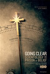 Going Clear: Scientology and the Prison of Belief - Introduced by Alex Gibney Large Poster