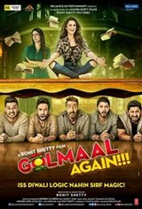 Golmaal Again Movie Poster