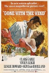 Gone with the Wind 80th Anniversary Large Poster